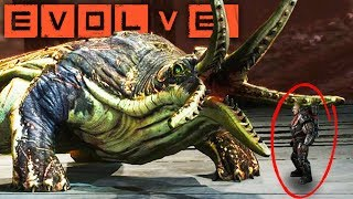 Baixar Baby CLOVERFIELD Monsters Keep Trying To Eat ME! (Evolve Stage 2)