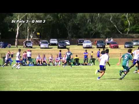 St Pats V Quakers Hill PL20 Round 2 2016