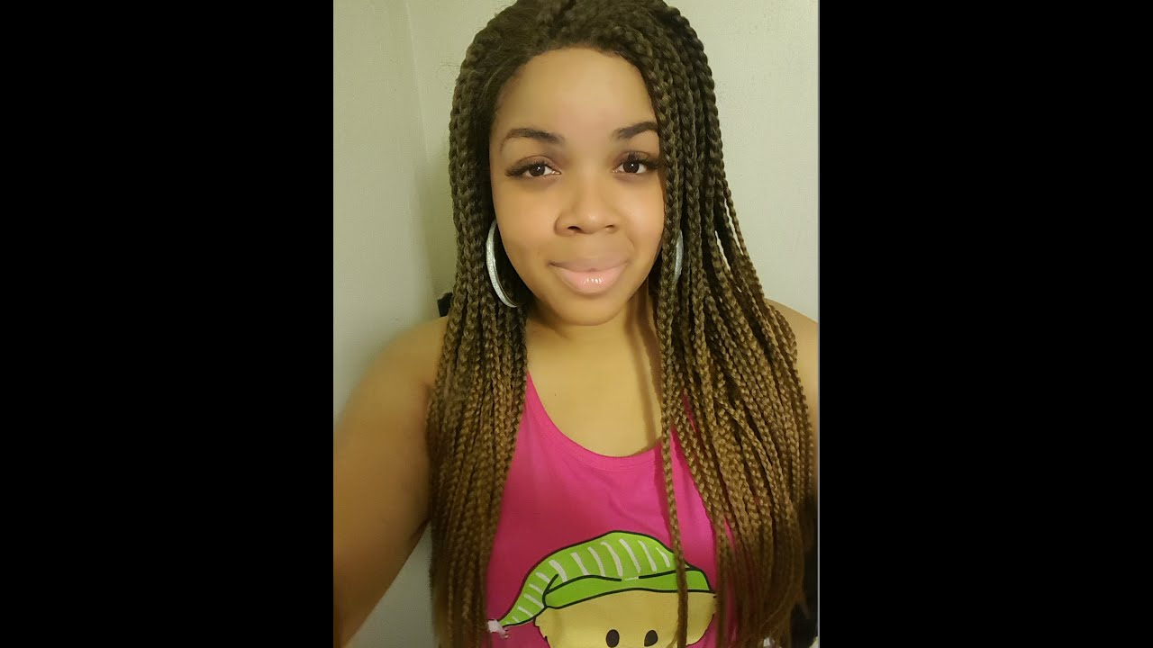 Youtube Lace Front Wig 64