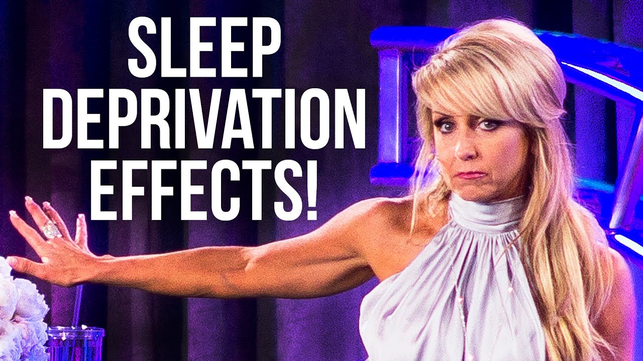 Sleep Deprivation Effects And Tips Chalene Johnson
