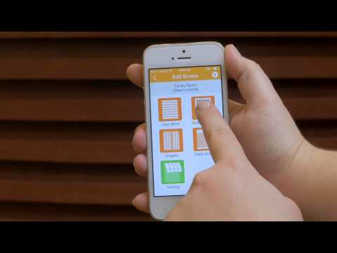 Somfy myLink: Automate Shade Control from iPhone or Android