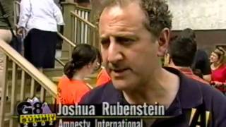 Calgary G8 Amnesty International News Clip