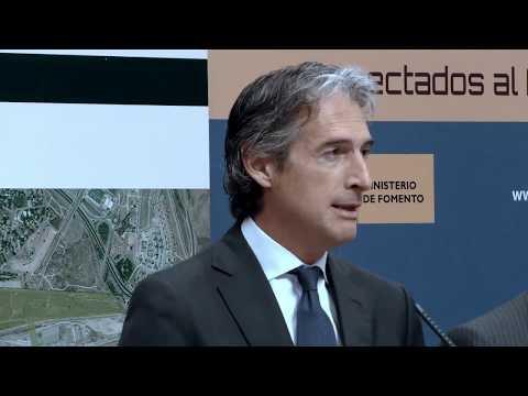 Presentación Madrid Nuevo Norte. Iñigo de la Serna, Ministro de Fomento