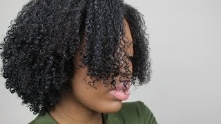 natural hairstyles  how to define curls on thick natural hair 2k giveaway closed