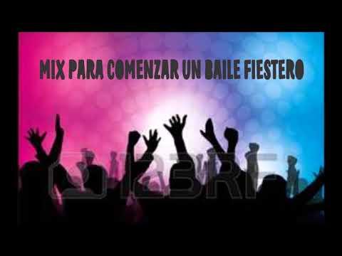 mix canciones para abrir baile en fiestas (muy bueno!!!) DJ Ciberelio