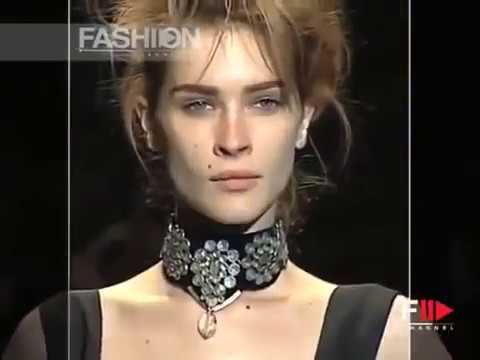 Supermodel ERIN WASSON | The Best Of 2001 2002 by Fashion Channel