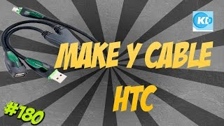 Create Y-cable - To unbrick HTC and others - USE also as OTG