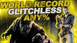 Dying Light: Glitchless Any% Speedrun World Record (1:59:12)