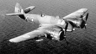 Beaufighter attack on a German ship: WW2 pilot Steve Stevens DFC