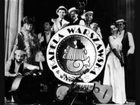"""Piosenka Lwowska """"OD STRYJSKIEGO PARKU""""- Zbigniew Woldański - Kapela Warszawska Staśka Wielanka"""