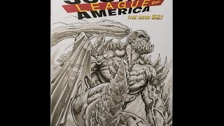 Doomsday Sketch Cover Illustration by Tom Nguyen