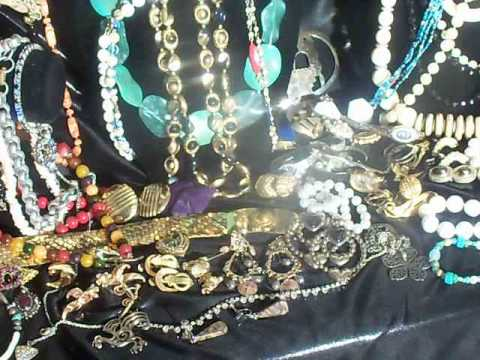 195 WEARABLE PIECES 7.71 LBS ESTATE VINTAGE JEWELRY LOT 925 STERLING EBAY