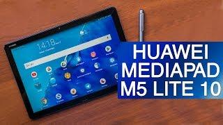 Планшет Huawei MediaPad M5 Lite 10. Що потрібно знати перед покупкою?