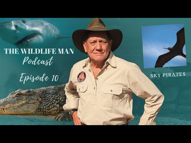 The Wildlife Man Podcast -  Episode 10 - Sky Pirates