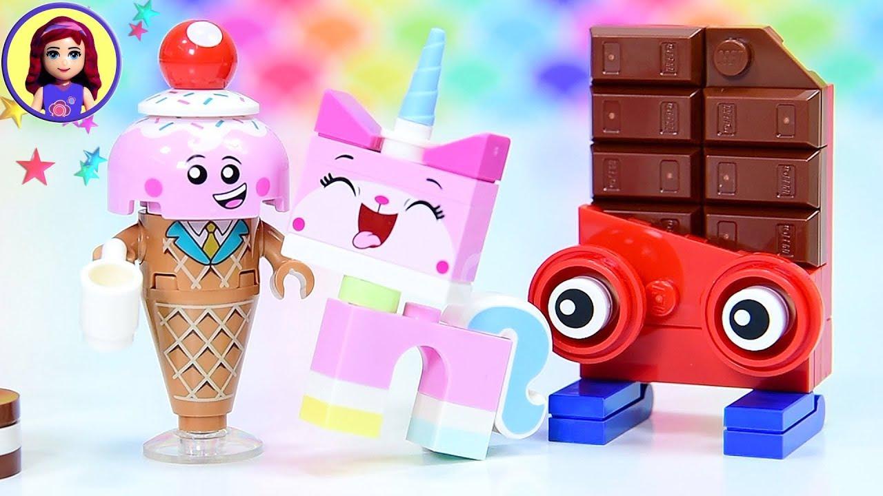 Unikittys Sweetest Friends Ever Lego Movie 2 Build Youtube