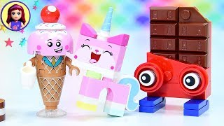 Unikitty's Sweetest Friends Ever! Lego Movie 2 Build