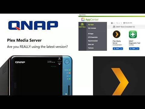 Plex App - Important Tip for QNAP NAS Owners