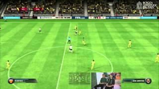 Bergensmesterskap i Fifa, sluttspill