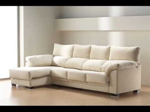 Tuttisofas chaise longues de 4 plazas youtube for Sofa 4 plazas mas chaise longue