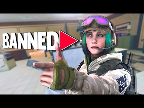 WHY IS EVERYONE GETTING BANNED!? | Rainbow Six Siege