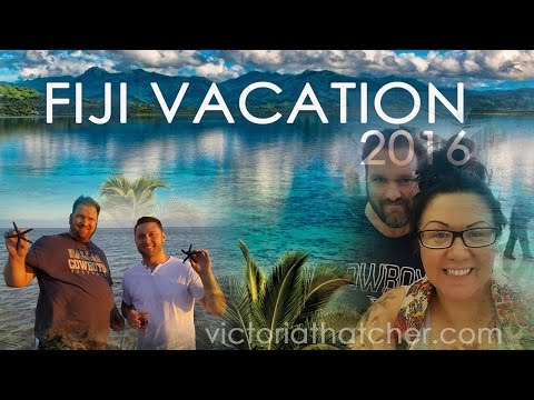 Fiji Vacation 2016