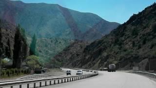 Перевал Камчик и Ферганская долина. Узбекистан
