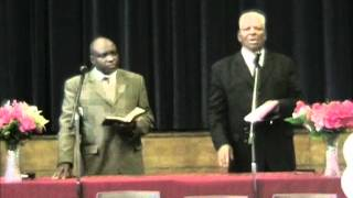 The Apostolic Faith Mission of Africa - 2006 Easter Meeting ( Sunday Evening Service )