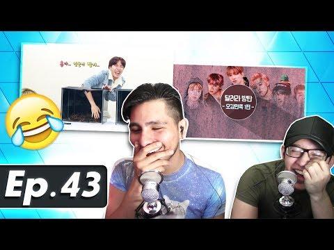 GUYS REACT TO BTS 'Run BTS' Ep. 43