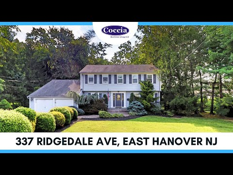 337 Ridgedale Ave | Homes for Sale East Hanover NJ | Morris County