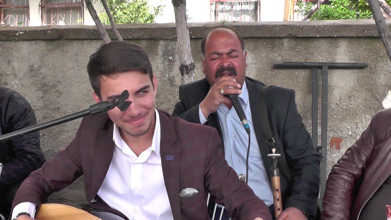 Ali Şahin Zurnacı Tacettin Bozlak Neşet Ertaş Türküsü Dinek dağı yeni geldim gurbetten