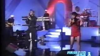 Give U My Heart - Babyface (Live) w/ Toni Braxton Arsenio Hall Show