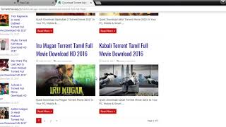 Download Latest Torrent Movies With Torrentmovies.co Latest (2018)