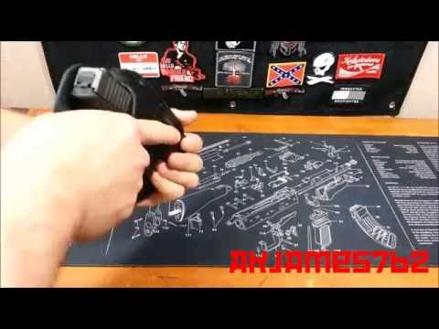 Winthrop Leather Holster Review