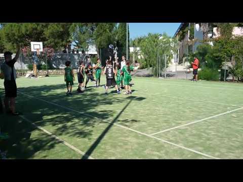 Matera - Jam Dubai Siena Basket Aquilotti 2006 Terzo Tempo 20.06.2017