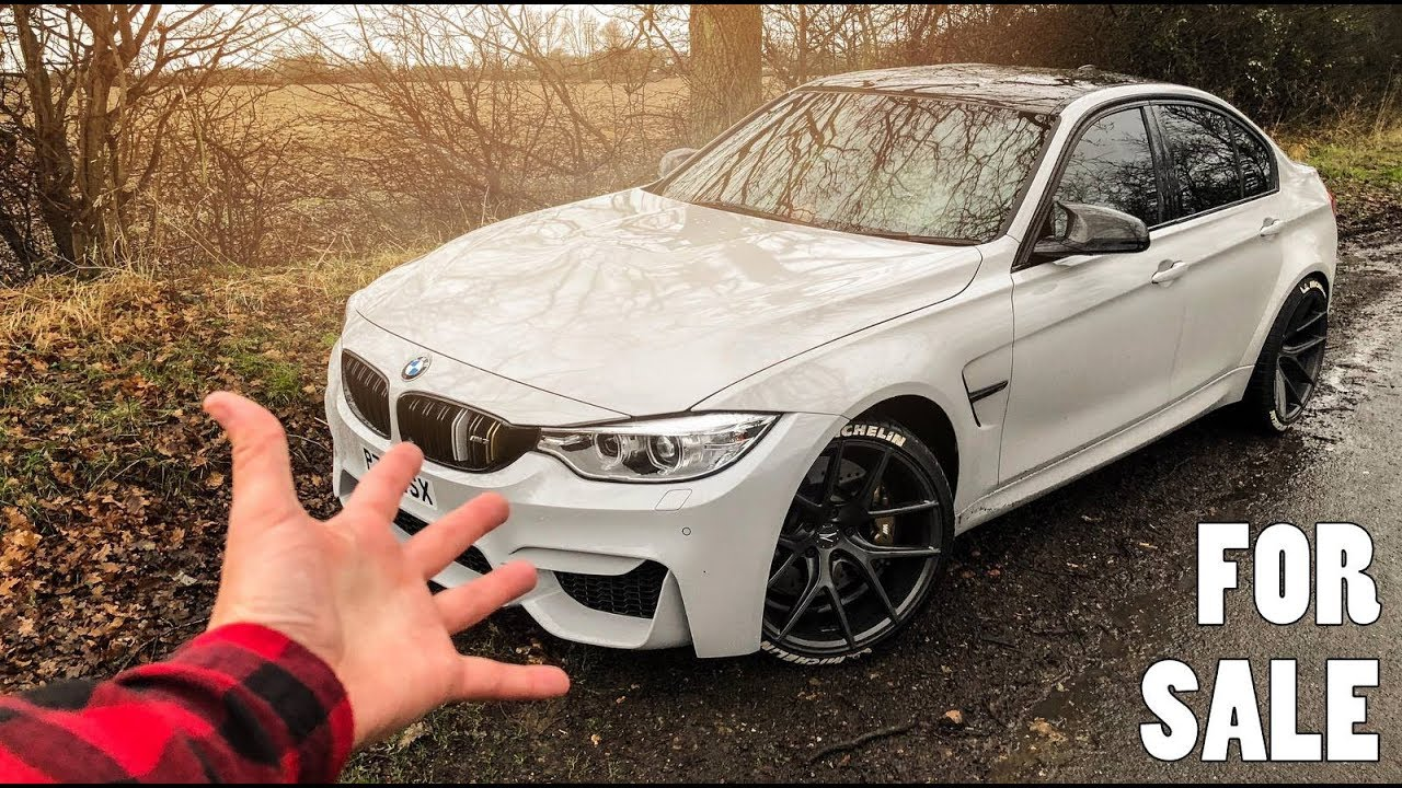 FOR SALE: MY BMW M3!! - YouTube