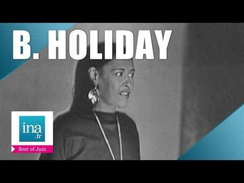 "Billie Holiday ""I only have eyes for you"" et ""Travelin' light"" 