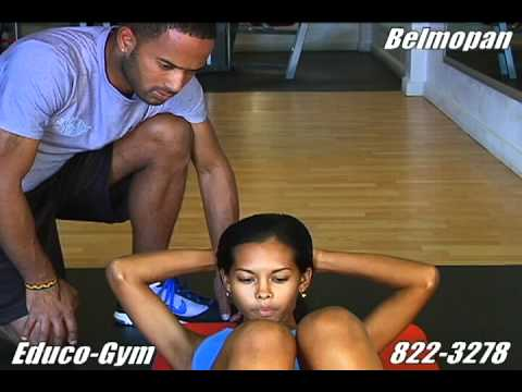 Educo Gym in Belize