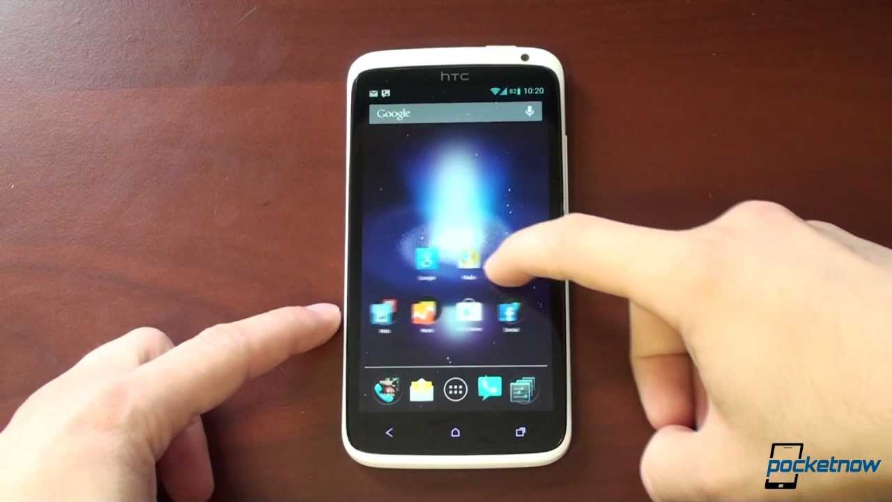 CyanogenMod 10 Jelly Bean on the HTC One X | Pocketnow