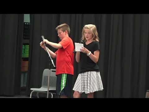 OLATHE, KS: Brougham Elementary School - Spring Variety Show -  May 24, 2017