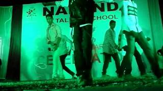 Dance By 8th Class In Farewall Party