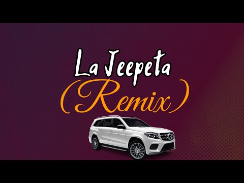 La Jeepeta (Remix) Nio García, Anuel AA & Myke Towers