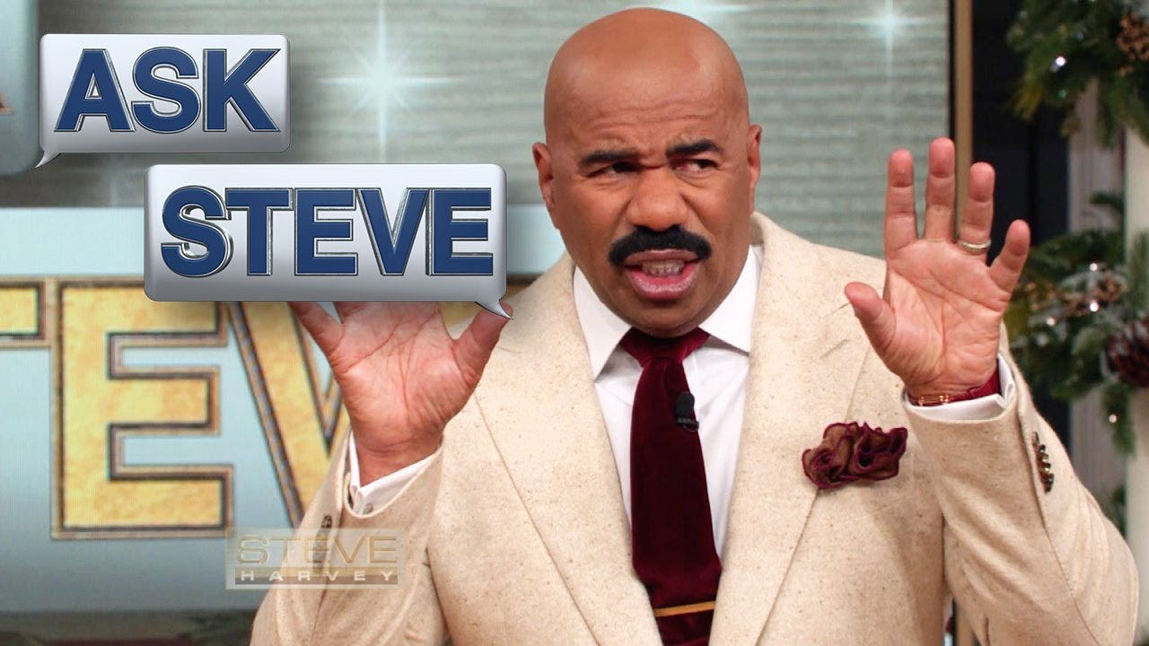 How To Get A Man To Commit Steve Harvey