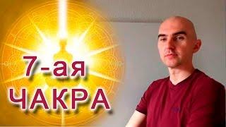 7-ая ЧАКРА. Связь с Божественным. Чакра будущего (Максим Садовник)