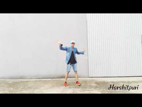 Pag Ghunghroo Baandh song Dance by Harshit puri