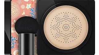 Trying/reviewing BB Cream ĊC Cream Air Cushion Mushroom Head Concealer