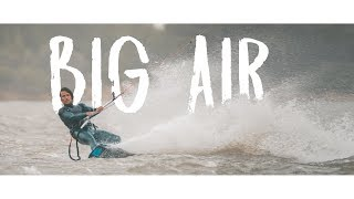 Big Air Session - Kitesurfing at Lo Stagnone, Marsala Sicily