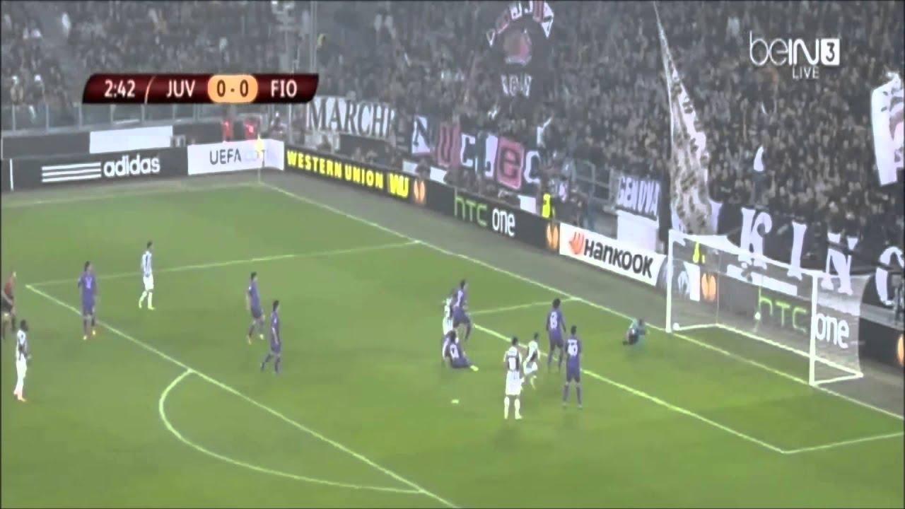 Juventus vs Fiorentina 1-1 Guarda più tardi 13/03/2014 All ...