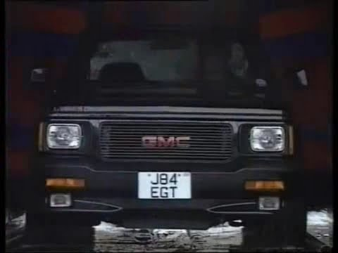 Old Top Gear - GMC Syclone