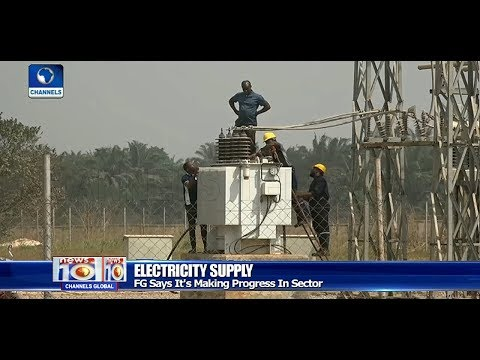 FG Says Power Supply In Nigeria Has Improved