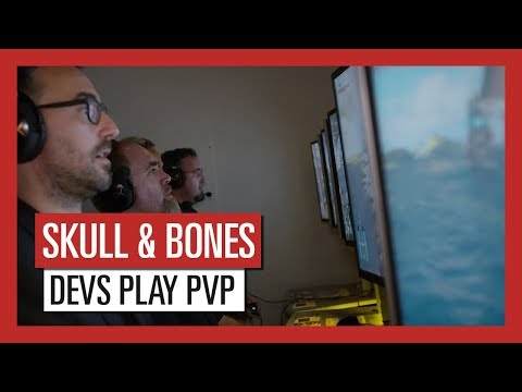 Skull & Bones - Devs Play PvP with Assassin's Creed team